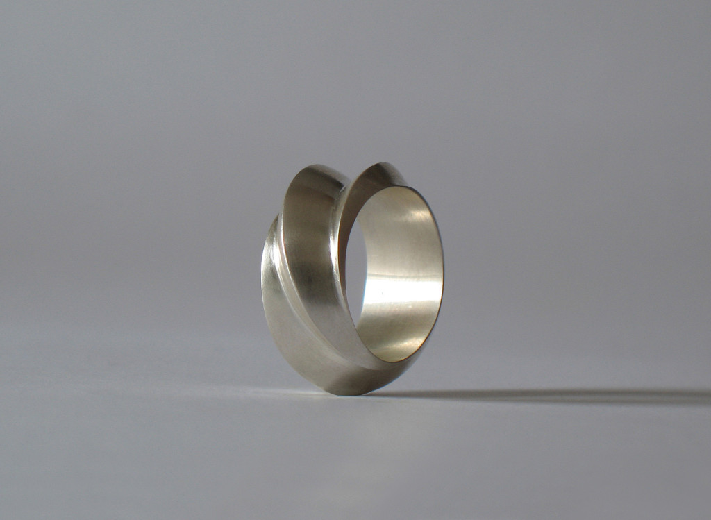 Ring, 925 silver.