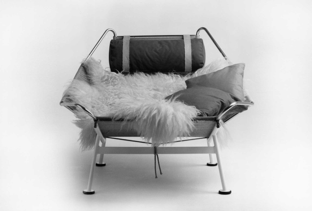 <em>The Flag Halyard Chair</em>, 1950.